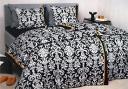 Набор постельного белья полуторо-спальный серия «Satin» (пододеяльник  150х210 простынь  150х270 наволочка 2 шт  50х70)
